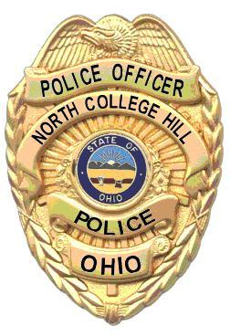 NCH Police Badge
